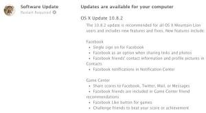 OS X 10.8.2 update details