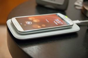 Samsung Galaxy S4 Qi Charging Pad