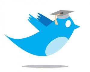 Twitter Graduate Logo