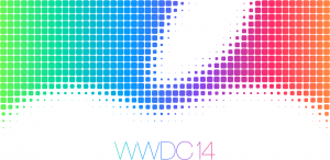 Apple WWDC 14 Logo