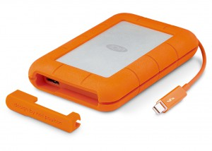 LaCie Rugged USB3 Thunderbolt HDD