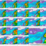 Weather models from NOAA's Storm Prediction Center