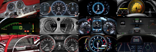 Digital Speedometers