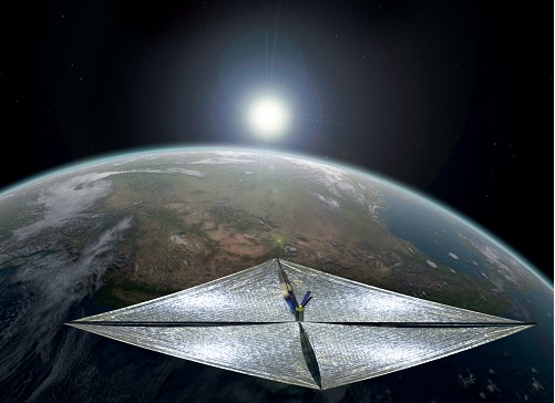 LightSail satellite