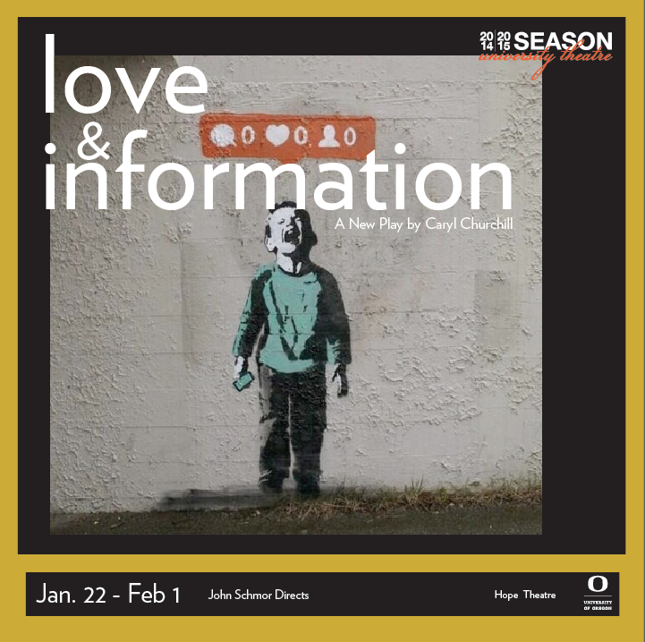 love and information poster