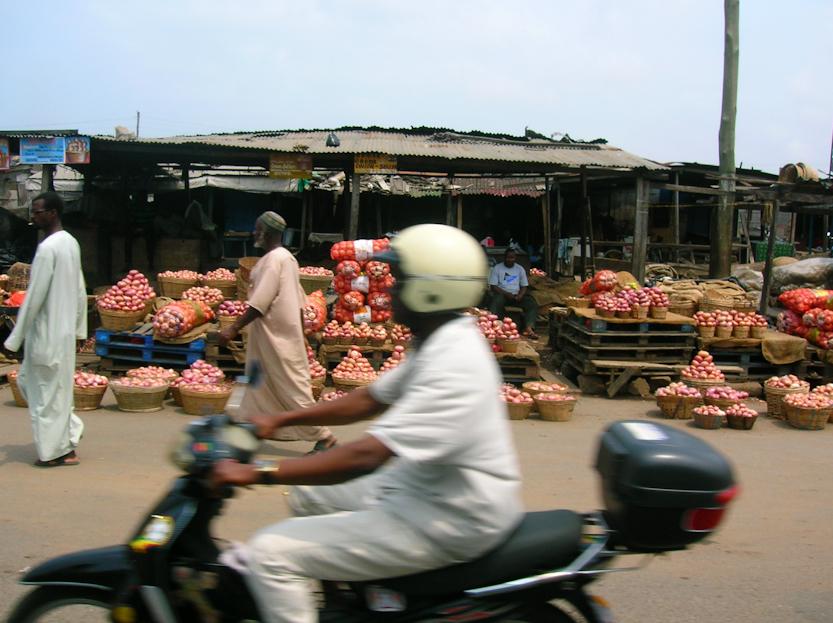 Photo Essay: Tour Through Accra