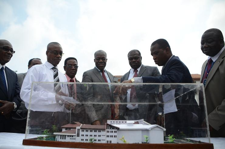 University of Ghana Breaks New Grounds