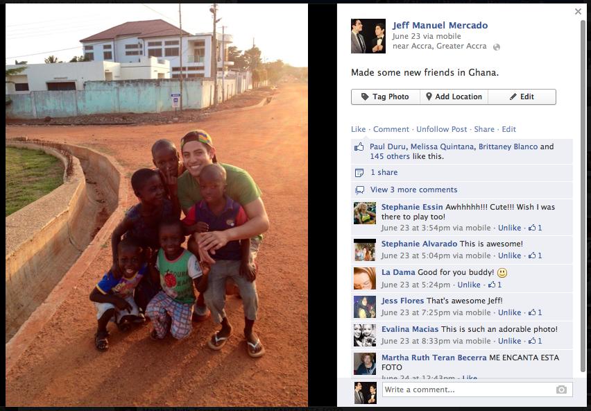 Breaking Stereotypes in Ghana