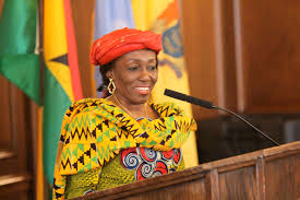 Former First Lady and founder of the 31st December Women's Movement, Nana Rawlings