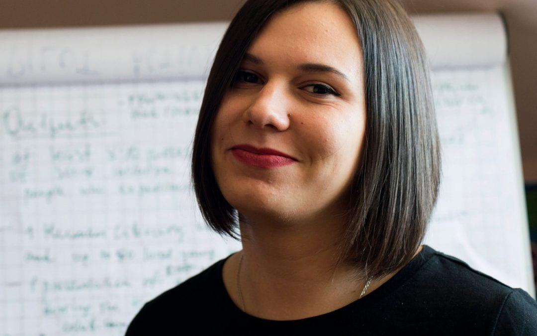 Welcome Digital Scholarship Specialist GE, Anna Lepska