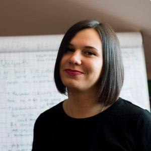 Portrait of Anna Lepska