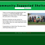 Community Supported Shelters