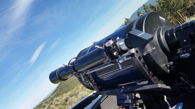 Week 10: Astronomy in Oregon with the OORCC at Pine ...