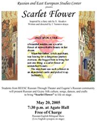 scarlet-flower