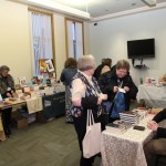 Conference attendees had the opportunity to purchase books from the many authors in attendance.