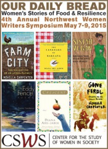 image of poster for Writer's Symposium