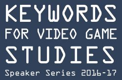 Keywords Speaker Series title image
