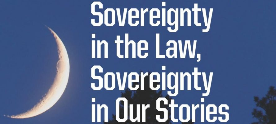 Sovereignty in the Law, Sovereignty in Our Stories