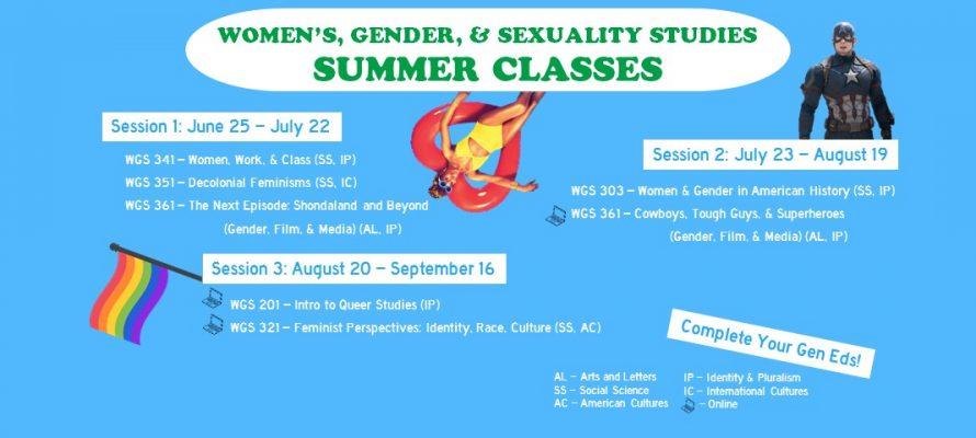 Summer Schedule!