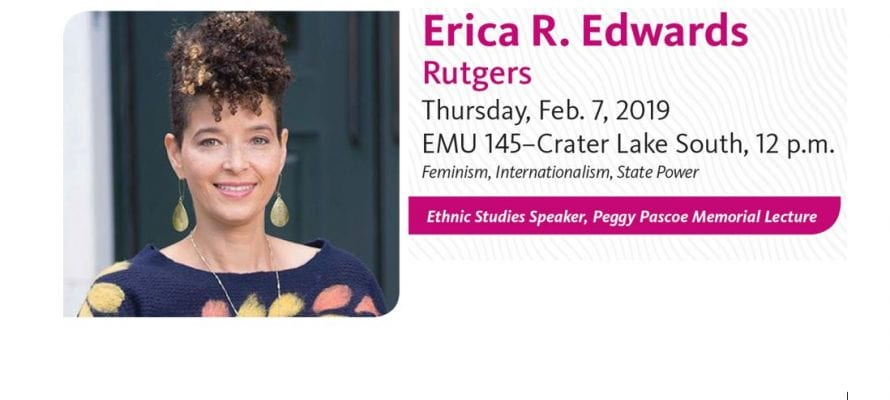 Erica Edwards Talk: Counterplanning from the Kitchen Table: June Jordan and the Domestic Literary Enterprise, 1979-1985