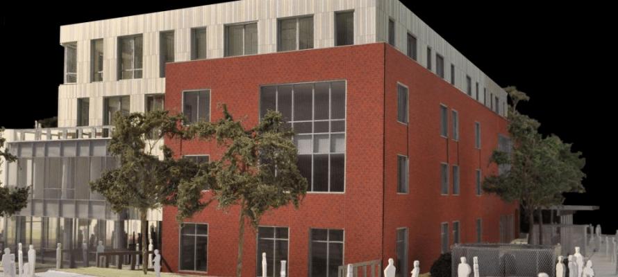 Tykeson Hall Opening Fall 2019