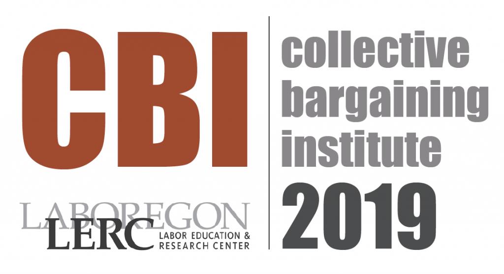 Collective Bargaining Institute 2019 | Labor Education