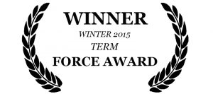 Term Force Award Logo