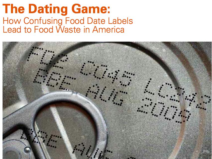 Nrdc report the dating game