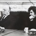 James Blue and Alfred Hitchcock