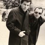 James Blue and Johan van der Keuken