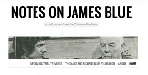 Notes on James Blue