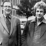 Gerald O'Grady and James Blue