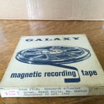 Research Tape Box 1