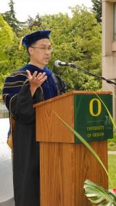 Professor Tuong Vu, commencement speaker