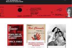 Broadcast 41 website screenshot
