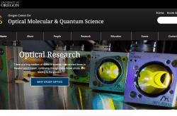 OMQ website screenshot