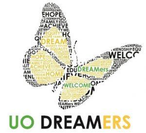 UO DREAMer Logo