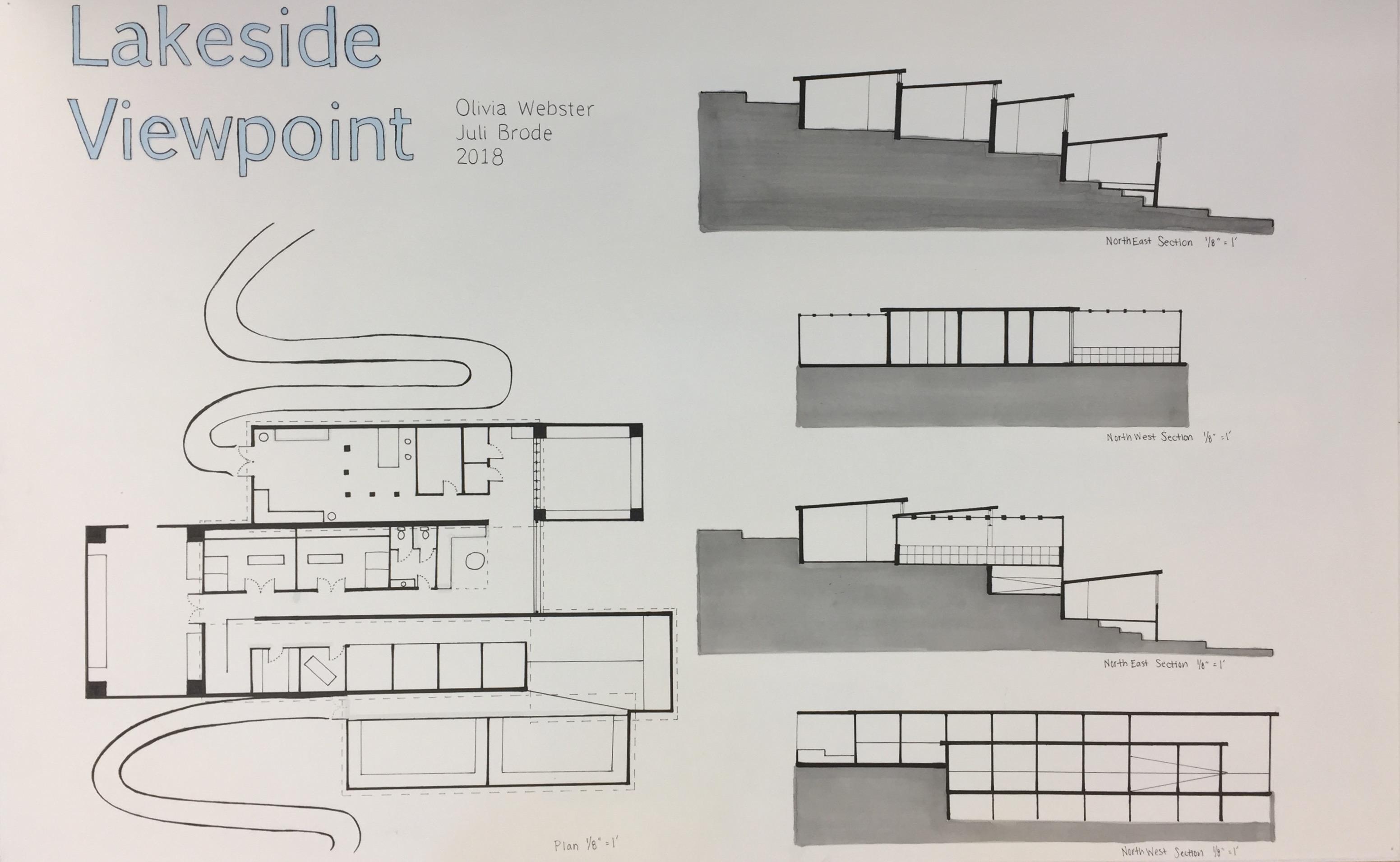 Final studio layout Olivia Webster | Design Communication II