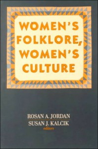 Book Cover Women's Folklore