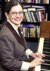 Musicologist Susan McClary
