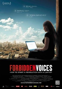 Forbidden Voices cover art