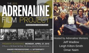 Adrenaline Film Project slide