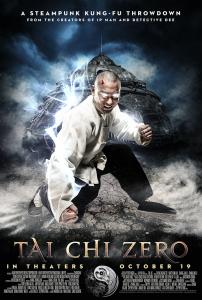 Tai Chi Zero poster