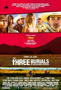 Three Burials poster
