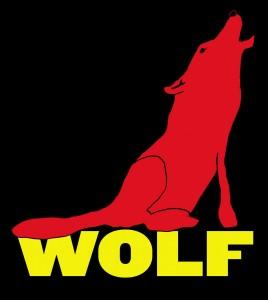 Wolf icon, DEKE Weaver