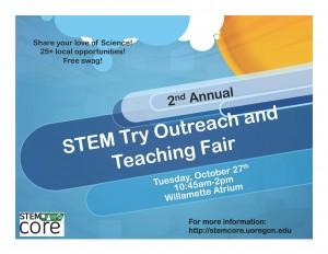 Try Outreach & Teaching Fair 10-27-15 small
