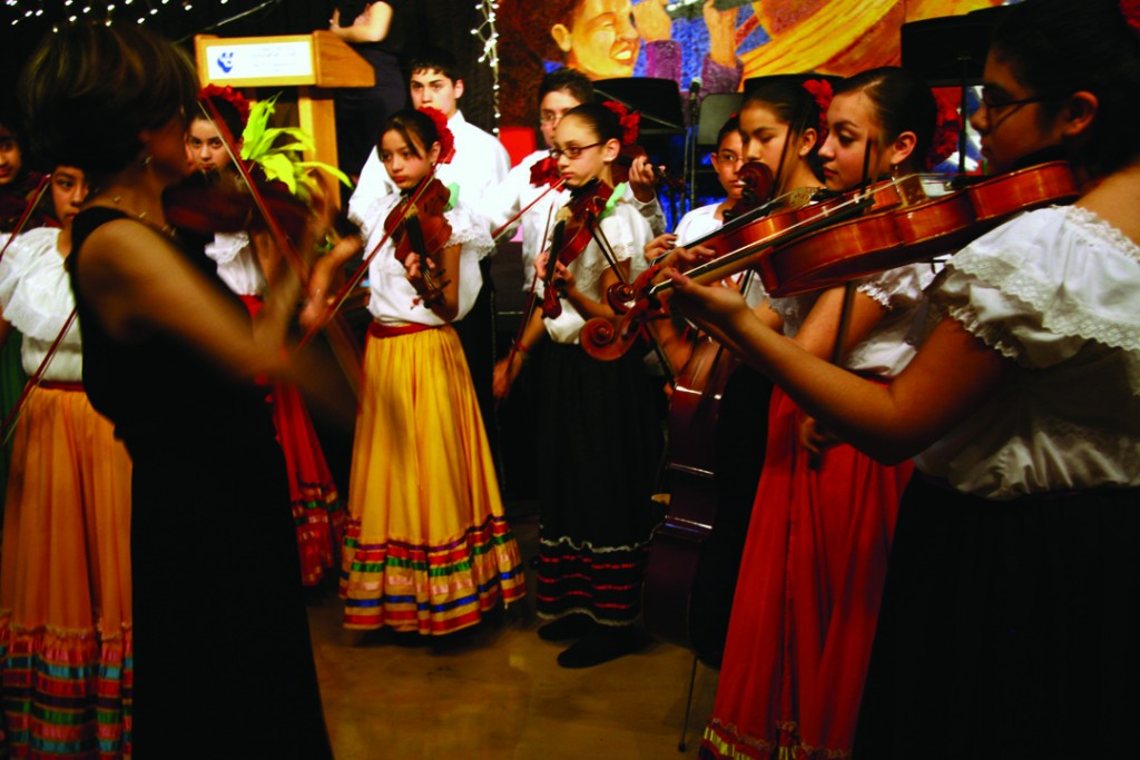 Latino Strings, Milwaukee