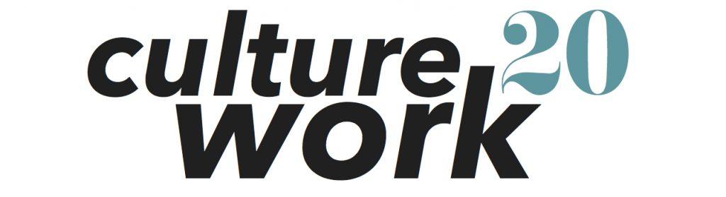 CultureWork 20th anniversary logo