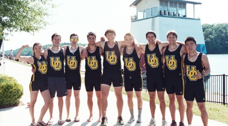 UO Rowing All-Americans