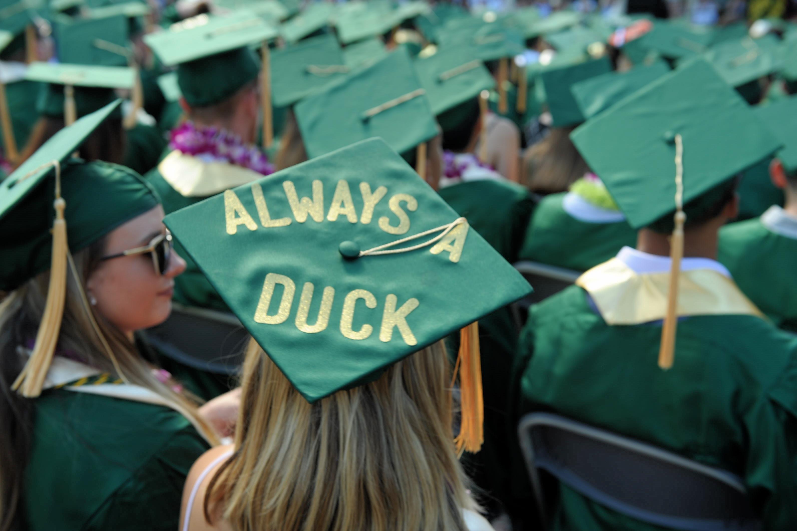 Emu Graduation 2020.Announcements General Social Sciences